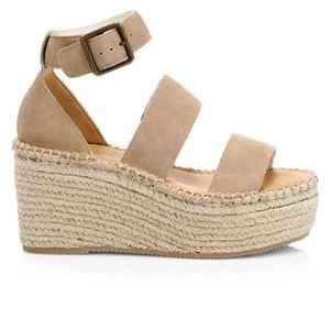 Soludos palma platform espadrille sandal 37